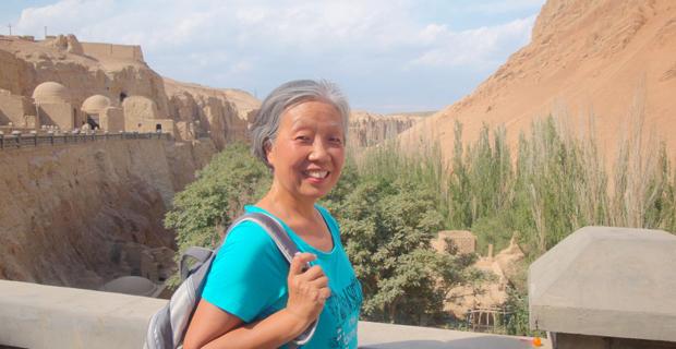 萤冰斋--张珊珊  Ms. Zhang Shanshan